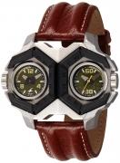 Fastrack Analog Green Dial Men's Watch – 3151KL01