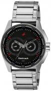 Fastrack Black Magic Analog Black Dial Men's Watch – NE3089SM05