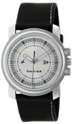 Fastrack Economy Analog Silver Dial Men's Watch – NE3039SL01
