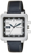 Fastrack Essentials Analog White Dial Men's Watch – NC747PL01