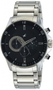 Fastrack Chrono Upgrade Analog Black Dial Men's Watch – ND3072SM02