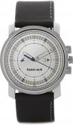 Fastrack NG3039SL01C Basics Analog Watch for Men