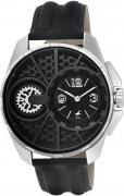 Fastrack Analog Black Dial Men's Watch – 3133SL01