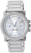 Fastrack Upgrades Analog Silver Dial Men's Watch – NE3039SM03