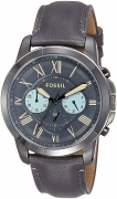 Fossil Chronograph Gunmetal Dial Men's Watch – FS5183I