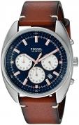 Fossil Drifter Chronograph Blue Dial Men's Watch – CH3045
