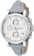 Fossil Original Boyfriend Analog Silver Dial Women's Watch – ES3820