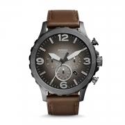 Fossil stopwatch Chronograph Analog Grey Dial Men's Watch – JR1424