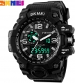 Skmei AD1155BLK ANADIG Watch – For Men
