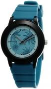 Sonata Fashion Fibre Analog Turquoise Dial Women's Watch – NF8992PP01J