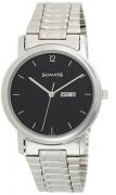 Sonata Analog Black Dial Men's Watch – NC1013SM04
