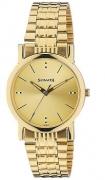 Sonata Analog Gold Dial Men's Watch – NF7987YM06CJ