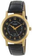 Timex Classics Analog Black Dial Men's Watch – TI000T10700