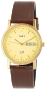 Timex Classics Analog Champagne Dial Men's Watch – A501