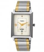 Timex Classics Analog Silver Dial Men's Watch – TW000Q406