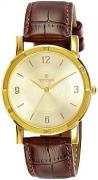 Titan Analog Champagne Dial Men's Watch – 1639YL03