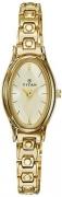 Titan Karishma Analog Champagne Dial Women's Watch – NE2214YM02