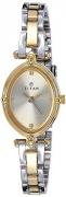 Titan Karishma Analog Gold Dial Women's Watch – NE2419BM02