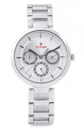 Titan NF2480SM03 Tagged Analog Watch for Women