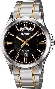 Casio A842 Enticer Men Watch - For Men