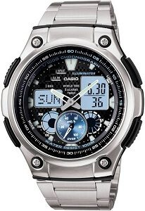 Casio AD160 Youth Series Analog-Digital Watch for Men
