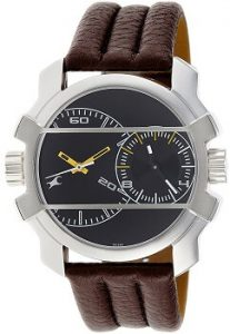 Fastrack Midnight Party3098SL02 Analog Black Dial Men's Watch