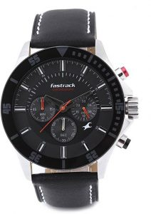 Fastrack ND3072SL02 Big Time Analog Watch for Men
