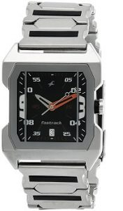 Fastrack Party NE1474SM02 Analog Black Dial Men's Watch
