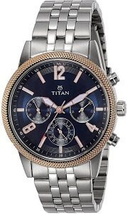 Titan 1734KM01 Watch - For Men