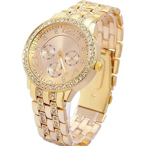 COSMIC Gold Color Dial WOMEN watch