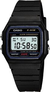Casio D002 Vintage Series Watch - For Men & Women