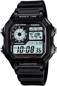 Casio D097 Youth Series Watch - For Men