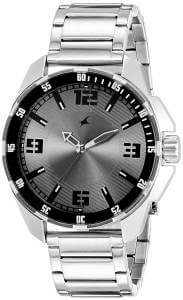 Fastrack-3084SM02-Analog-Grey-Dial-Mens-Watch