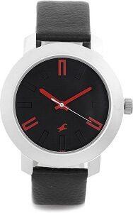 Fastrack 3120SL02 Bare Basic Analog Watch - For Men