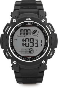 Q&Q M119J001Y Digital Watch