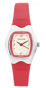 Sonata NH8989PP05J Analog Watch for Women
