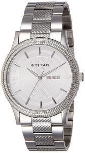 Titan-Karishma-1650SM01-Ottoman-Analog-Silver-Dial-Mens-Watch