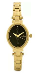 Titan NF2535YM02C Karishma Analog Watch for Women