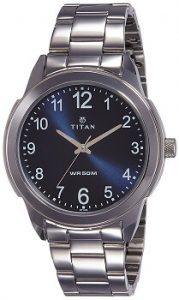 Titan Neo 1585SM05 Analog Blue Dial Men's Watch