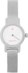 Fastrack NG2298SM02C Basics Analog Watch for Women