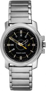 Fastrack NG3039SM02 Basics Analog Watch for Men
