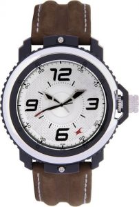 Fastrack NG38017PL02 Analog Watch for Men
