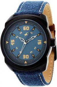 Fastrack NG9463AL07AC Explorer Analog Watch for Men