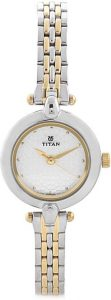 Titan NH2521BM01C Karishma Analog Watch for Women