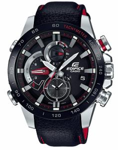 Casio Edifice Analog Black Dial Men's Watch-EQB-800BL-1ADR