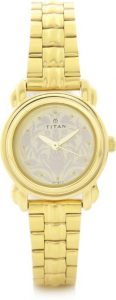 Titan 2534YM04 Analog Watch - For Women