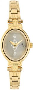 Titan NF2535YM01C Karishma Analog Watch - For Women