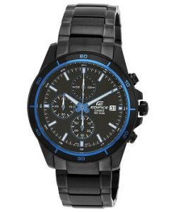 Casio Edifice EFR-526BK-1A2VUDF Chronograph Black Dial Men's Watch