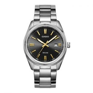 Casio Enticer MTP-1302D-1A2VDF Analog Black Dial Men's Watch