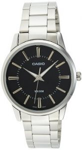 Casio Enticer MTP-1303D-1AVDF Analog Black Dial Men's Watch